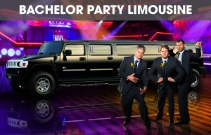 Bachelor Party Limousine