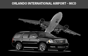 Orlando International Airport Limo – MCO