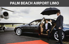 Limos for Palm Beach Airport – PBI