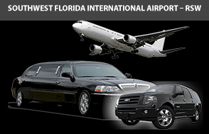 Limo for Southwest Florida Int. Airport – RSW