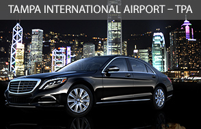 Limo for Tampa International Airport – TPA