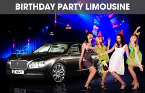 Birthday Party Limousine